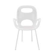 Umbra Oh 320150-660 Dining Room Chair, White
