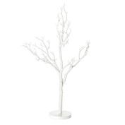 Country Baskets 0.9m Artificial Manzanita Tree, White