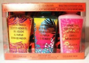 3 bottle gift set. Orange Passion, Sea Berry, & Mango Tango 60ml