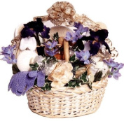 Pomegranite Oasis Spa -Women's Birthday, Holiday, or Mother's Day Gift Basket Idea