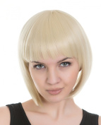 PINKISS High Quality Fashion Hair Replacement Extension Wig with Free Quality Wig Cap