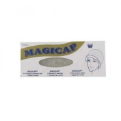 MAGICAP Pro Salon Silicon Hairdressing Highlighting Frosting Cap & FREE Hook by The Bobby Company