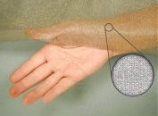 Silver Shielding Mesh Fabric   High Performance RF Shielding