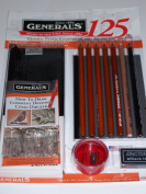 General's Sketch & Go Travel Art Kit