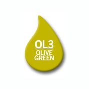 Chameleon Ink Refill 25Ml Ol3 Olive Green