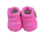 Buttercup Baby Pink Cat's Paw Super Soft Infant Shoes 0-6 Months