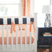 New Arrivals Crib Rail Cover, Out and About