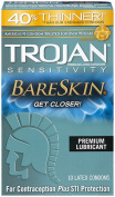 Trojan Sensitivity Bareskin - 10 Pack