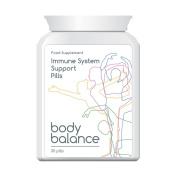 BODY BALANCE IMMUNE SYSTEM SUPPORT PILLS NOURISH BODY