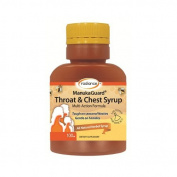 Manukaguard Throat and Chest Syrup - 100 ml - 3.4 fl oz