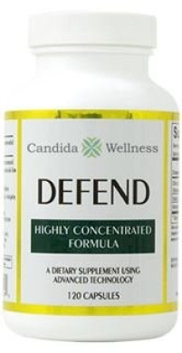 Defend (120 Capsules) Powerful Olive Leaf Extract Formula (120 Capsules)