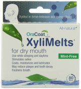 XyliMelts for Dry Mouth - Mint-Free
