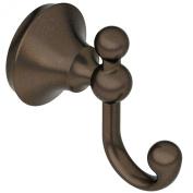 Moen YB5203ORB Wynford Double Robe Hook, Oil Rubbed Bronze