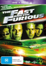 The Fast and the Furious  [Region 4]