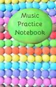 Music Practice Notebook