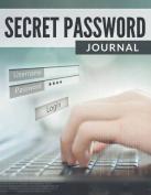 Secret Password Journal