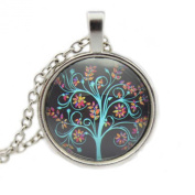 Fashion Jewellery ~ Tree of Life Pendant Necklace