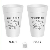 Styrofoam Party Cups - YOU DID IT