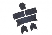 FMA Maritime Devil Stickers Universal hook and loop Black)TB876