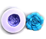 Lovely Flower Silicone Resin Clay Moulds Handmade Resin Mould Polymer Clay Mould