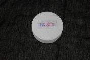 LA Crafts Brand 7.6cm x 2.5cm Smooth Foam Craft Disc - 12 Pack