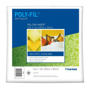 Fairfield Soft Touch Supreme Poly-Fil Pillow 30cm Square
