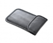 Shopready Simple PU Leather Cell Phone Anti-tracking Anti-spying GPS Rfid Signal Blocker Pouch Case Bag for iPhone 6 / iPhone 6 Plus / iPhone 5S / iPhone 5C / iPhone 5 / iPod Touch, for for for for for for Samsung Galaxy S6 / for for for f
