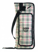 Sabian QS1PD Drumstick Bag, Plaid