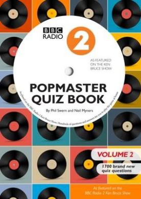 BBC Radio 2 Popmaster Quiz Book 2: 1700 Brand New Quiz Questions: Book 2