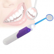 Ckeyin Professional Dental Instruments - Dental Inspection Mirror - With all Super LED