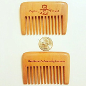 The Gentleman's Compact Beard Comb