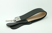 Hanging Leather Razor Strop Knives Scissors Tools 300ml Top Grain Cowhide Colours May Vary