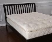Bio Sleep Concept Organic Wool 7.6cm , Twin Size Mattress Topper