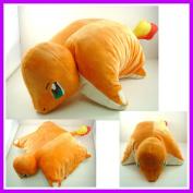 Pokemon Charmander Pet Pillow Transforming Cushion Soft Plush Doll Toy #004