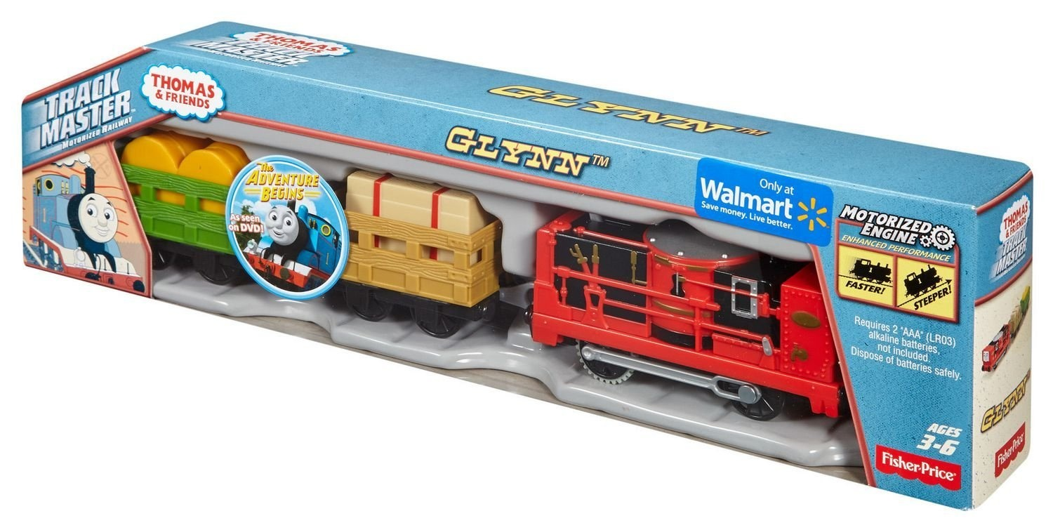 Trackmaster Glynn Toys Buy Online From Fishpondcomau