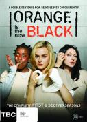 Orange is the New Black S1-2 Boxset (e) [DVD_Movies] [Region 4]