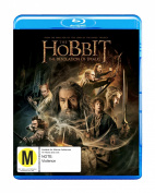 Hobbit Desolation of Smaug BD [Blu-ray] [Region B] [Blu-ray]