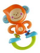 Bkids Rattle and Teeth Bebee The Monkey