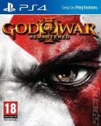 God of War III: Remastered [Region 2] [Blu-ray]