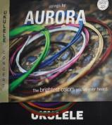 Aquila Mulit-Coloured Concert Ukulele string by Aurora