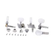5pcs/Set Banjo Machine Head Tuning Tuner Peg/Key with 4 Bushings