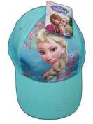DISNEY FROZEN ELSA BASEBALL CAP GIRLS SUMMER CAP HAT ONE SIZE