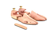 Langer & Messmer Red Cedar Shoe Trees, Double Sizes UK 2-14, The Original