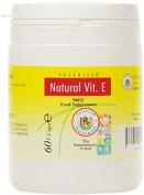 The House Of Mistry Vegetarian Vitamin E Caps 500 Iu, 60 Capsules