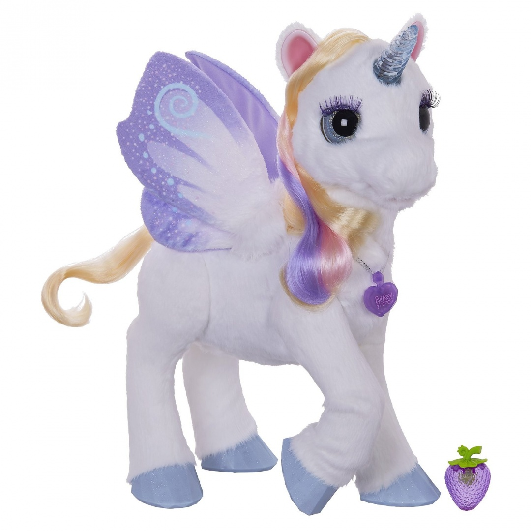 Furreal Friends Fantasy Collection StarLily My Magical Unicorn Pet Toy