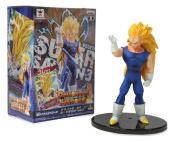 Banpresto DBZ Dragon Ball Heroes DXF Vol. 2 with Card 15cm Super Saiyan 3 Vegeta Action Figure