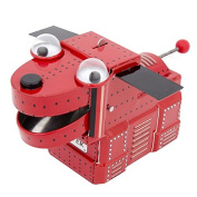 Rover the Tin Robot Space Dog, Schylling Tin Toy Collectors