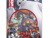Disney Big Hero 6 Sticker Collection Starter Pack