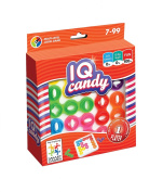 Smart Games IQ Candy Compact Puzzle Game
