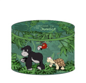 Great Gizmos NICI Wild Friends Welcome to the Jungle Metal Money Bank